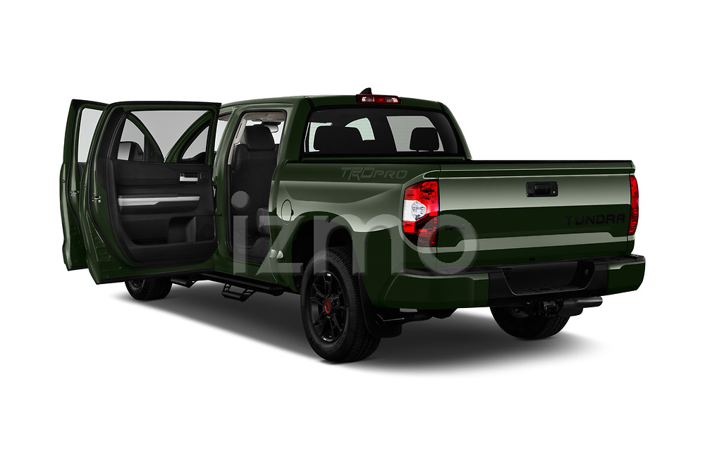 Car images of 2020 Toyota Tundra TRD-Pro 4 Door Pick-up Doors