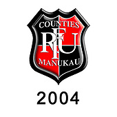 Counties Manukau Rugby 2004