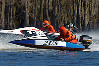 2-US and 1-M  (Outboard Runabout)