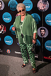 Lola Herrera attends the photocall before the concert of spanish singer El Barrio in Royal Theater in Madrid, Spain. July 27, 2015.<br />  (ALTERPHOTOS/BorjaB.Hojas)