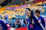 Homare Sawa (JPN), JULY 1, 2015 - Football / Soccer : FIFA Women's World Cup Canada 2015 Semi-final match between Japan 2-1 England at Commonwealth Stadium in Edmonton, Canada. (Photo by AFLO)