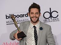 Thomas Rhett @ the 2016 Billboard music awards held @ the T-Mobile arena.<br /> May 22, 2016