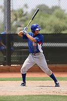 David Bote - 2012 AZL Cubs (Bill Mitchell)
