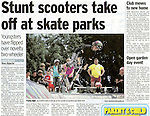 Doncaster Star.Area 51 Skate Jam.Page 7, 7th July 2011