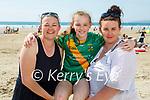 Enjoying Banna beach on Sunday, l to r: Sinead, Madison and Fiona O'Connor from Kilmoyley