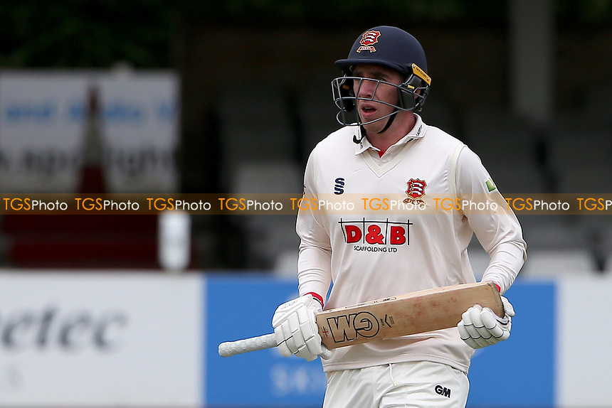 Daniel Lawrence of Essex during Essex CCC vs Lancashire CCC, Friendly Match Cricket at The Cloudfm County Ground on 25th March 2021