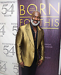 """BeBe Winans backstage after a Song preview performance of the Bebe Winans Broadway Bound Musical """"Born For This"""" at Feinstein's 54 Below on November 5, 2018 in New York City."""