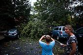 New York, New York<br /> September 16, 2010<br /> <br /> Park Slope after a severe storm and possible tornado.