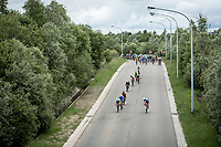 Escape attempts. <br /> <br /> Circuit de Wallonie 2019<br /> One Day Race: Charleroi – Charleroi 192.2km (UCI 1.1.)<br /> Bingoal Cycling Cup 2019