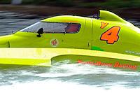 "Marty Hammersmith, Y-4 ""Nauti-Buoy Racing""  (1 Litre MOD hydroplane(s)"