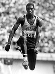 Olympic triple jump The 1976 Summer Olympics Games of the XXI Olympiad international multi-sport event celebrated in Montreal Quebec Canada the event was opened by Queen Elizabeth II as head of state of Canada and several members of the Royal Family,  Olympics,