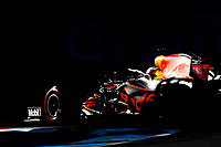 6th June 2021; F1 Grand Prix of Azerbaijan, Race Day;  33 VERSTAPPEN Max nld, Red Bull Racing Honda RB16B before a high speed crash during the Formula 1 Azerbaijan Grand Prix 2021 at the Baku City Circuit