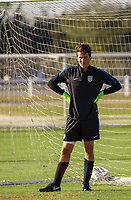 Lakewood Ranch, FL : The US Soccer U-18 MNT trains at the Premiere Sports Complex during the Men's Youth National Team Summit in Lakewood Ranch, Fla., on January 3, 2018. (Photo by Casey Brooke Lawson)