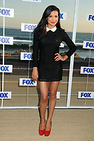 13 July 2020 - Naya Rivera, the actress best known for playing cheerleader Santana Lopez on Glee, has been confirmed dead. Rivera, 33, is believed to have drowned while swimming in the lake with her 4-year-old son, who was found asleep on their rental pontoon boat after it was overdue for return. 5 August 2011 - Pacific Palisades, California - Naya Rivera. Fox All Star Party 2011 held at Gladstones Malibu. Photo Credit: Byron Purvis/AdMedia