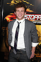 """LOS ANGELES - OCT 26:  Jonathan Lipnicki arrives at the """"Unstoppable"""" Premiere at Regency VIllage Theater on October 26, 2010 in Westwood, CA"""