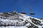 Zugerbergbahn Chairlift, Zurs Ski Area,