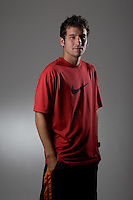 Nathan Sturgis. U20 men's national team portrait photoshoot before the start of the FIFA U-20 World Cup in Canada. June 22, 2007.