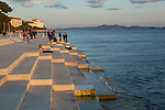 Port de Zadar.Zadar harbour