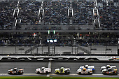 2017 Camping World Truck - NextEra Energy Resources 250<br /> Daytona International Speedway, Daytona Beach, FL USA<br /> Friday 24 February 2017<br /> Christopher Bell and Timothy Peters<br /> World Copyright: Nigel Kinrade/LAT Images<br /> ref: Digital Image 17DAY2nk09814