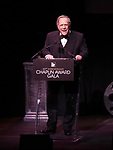 George Segal  during the Presentation for the 40th Annual Chaplin Award Gala Honoring Barbra Streisand at Avery Fisher Hall in New York City on 4/22/2013.