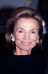 Lee Radizwill attends the Lincoln Center salutes Shirley MacLaine at Avery Fisher Hall on May 8, 1995 in New York City.