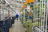 Industria textil no Polo Industrial de Friburgo. Nova Friburgo. Rio de Janeiro. 2016. Foto de Renata Mello.