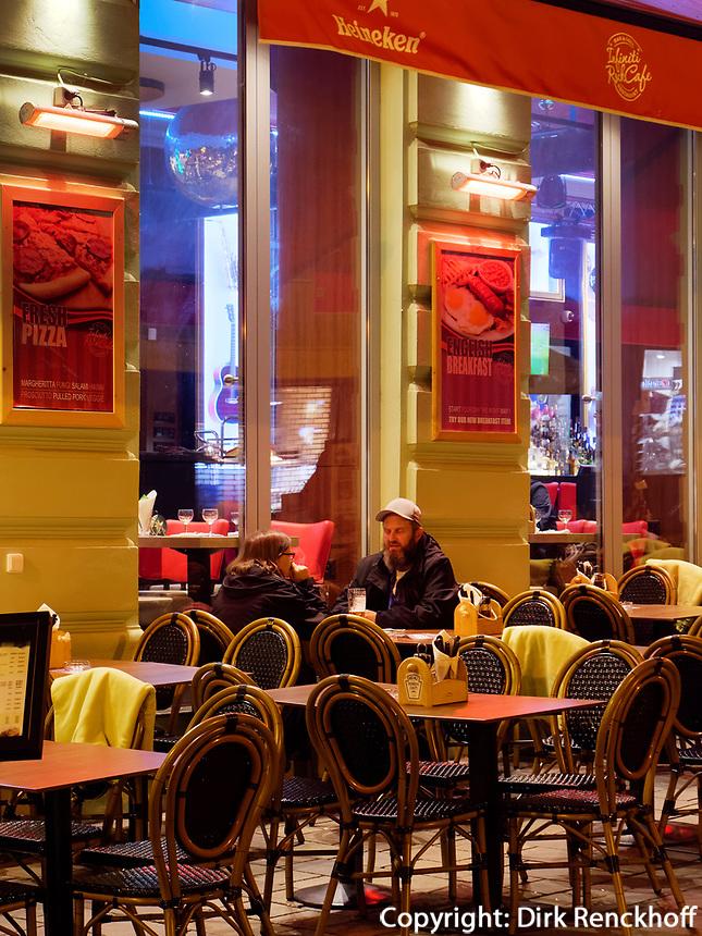 Infiniti Rock Cafe, Michalska 9, Bratislava, Bratislavsky kraj, Slowakei, Europa<br /> Infiniti Rock Cafe, Michalska 9, Bratislava, Bratislavsky kraj, Slovakia, Europe
