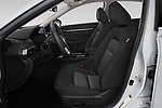Front seat view of a 2020 Nissan Altima SL 4 Door Sedan front seat car photos