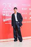 Eduardo Casanova attends the photocall of Malaga Film Festival 2020. August 29, 2020. (Alterphotos/Francis González)