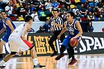 Guangzhou Long Lions vs NLEX Road Warriors during the Summer Super 8 Semi-finals match at the Macao East Asian Games Dome on July 21, 2018 in Macau, Macau. Photo by Marcio Rodrigo Machado / Power Sport Images
