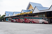 Bus Station, Taiping, Malaysia.