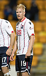 St Johnstone v Ross County…24.10.17…  McDiarmid Park…  SPFL<br />Thomas Mikkelsen<br />Picture by Graeme Hart. <br />Copyright Perthshire Picture Agency<br />Tel: 01738 623350  Mobile: 07990 594431