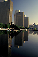AJ4360, Albany, New York, Governor Nelson A. Rockefeller Empire State Plaza in Albany in the state of New York.