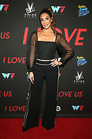 WEST HOLLYWOOD, CA - SEPTEMBER 13: Courtney Lopez at the LA Premiere Screening Of I Love Us at Harmony Gold in West Hollywood, California on September 13, 2021. <br /> CAP/MPIFS<br /> ©MPIFS/Capital Pictures