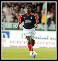 01/10/2006       Copyright Pic: James Stewart.File Name :sct_jspa22_falkirk_v_celtic.FALKIRK FC :: RUSSELL LATAPY.....Payments to :.James Stewart Photo Agency 19 Carronlea Drive, Falkirk. FK2 8DN      Vat Reg No. 607 6932 25.Office     : +44 (0)1324 570906     .Mobile   : +44 (0)7721 416997.Fax         : +44 (0)1324 570906.E-mail  :  jim@jspa.co.uk.If you require further information then contact Jim Stewart on any of the numbers above.........