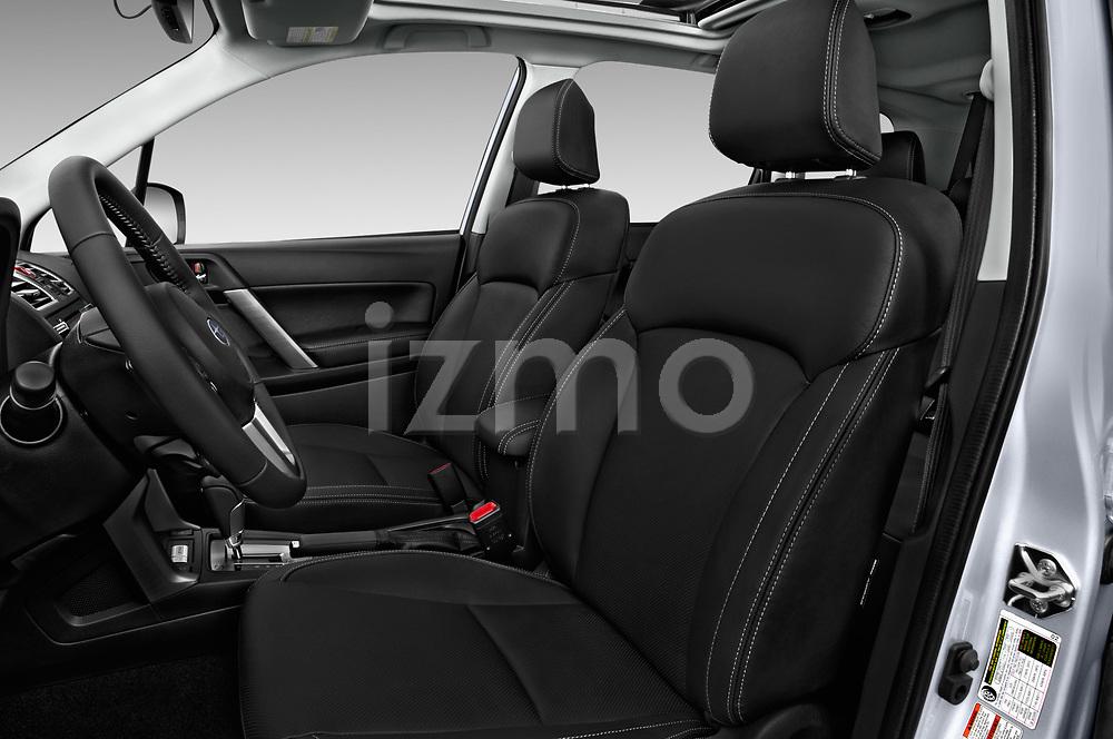 Front seat view of 2017 Subaru Forester Comfort 5 Door Wagon Front Seat  car photos