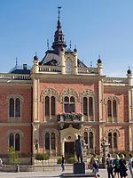 Bischofspalast in Novi Sad = Neusatz, Vojvodina, Serbien, Europa<br /> Bishop's palace, Novi Sad, Vojvodina, Serbia, Europe