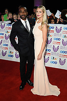Ore and Portia Oduba<br /> arriving for the Pride of Britain Awards 2018 at the Grosvenor House Hotel, London<br /> <br /> ©Ash Knotek  D3456  29/10/2018