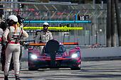 #60: Meyer Shank Racing w/Curb-Agajanian Acura DPi, DPi: Olivier Pla, Dane Cameron pit stop.
