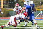 2014 football: Los Altos High School v. Burlingame High School