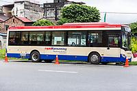 Municipal Bus, Taiping, Malaysia.