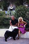 COSTA SMERALDA  SARDEGNA<br /> ESTATE 1988