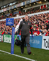 Saturday 18th January 2020 | Ulster vs Bath<br /> <br /> Dr Michael Webb during the Heineken Champions Cup Pool 3 Round 6 match between Ulster Rugby and Bath Rugby at Kingspan Stadium, Ravenhill Park, Belfast, Northern Ireland. Photo by John Dickson / DICKSONDIGITAL
