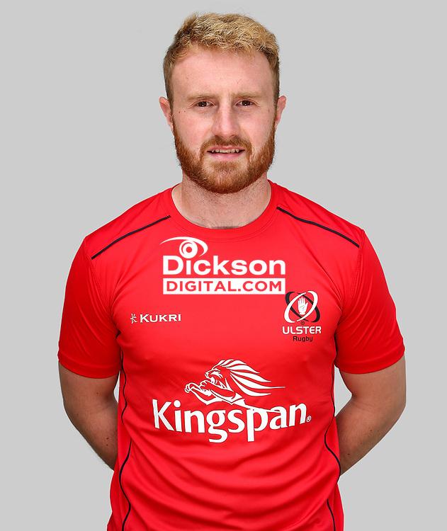 Tuesday 24th August 2021<br /> <br /> Josh McIlroy<br /> <br /> Ulster Rugby Academy Head Shots at Kingspan Stadium, Ravenhill Park, Belfast, Northern Ireland. Photo by John Dickson/Dicksondigital