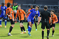 Anthony Wordsworth of Barnet F.C. balanced s the ball on his chest during Barnet vs Bromley, Vanarama National League Football at the Hive Stadium on 14th November 2020