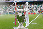 UEFA Champions League Trophy before 2015/2016 season Final match.May 28,2016. (ALTERPHOTOS/Acero)