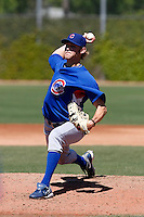 Andrew Cashner - Chicago Cubs - 2009 spring training.Photo by:  Bill Mitchell/Four Seam Images