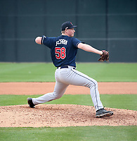 Tim Herrin - Cleveland Indians 2020 spring training (Bill Mitchell)