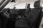Front seat view of 2016 Ford S-Max Titanium 5 Door Minivan Front Seat  car photos
