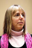 Medea Benjamin , Founder of Code Pink activist and author of Drone Warfare: Killing by Remote Control speaking about drone warfare Cambridge MA 1.31.13